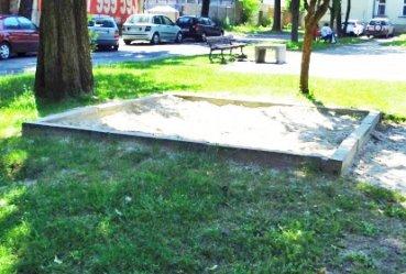 Za mało miejsca na plac zabaw dla dzieci?