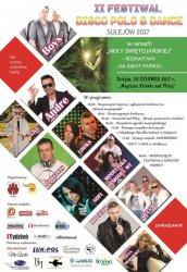 II Festiwal Disco Polo & Dance w Sulejowie