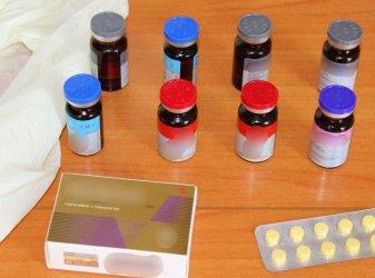 Tomaszowianin miał w torbie 3 kg amfetaminy