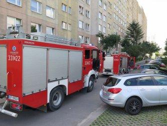 Trzy wozy strażackie do jednego garnka