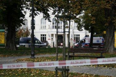 Piotrków: Ewakuacja budynku Sądu Okręgowego
