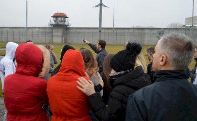 Studenci UJK odwiedzili piotrkowski Areszt Śledczy