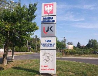 Witacze z liczbą mieszkańców także w Polsce?