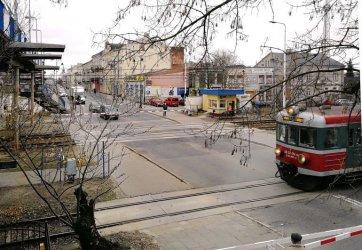 Pożegnanie z przejazdem kolejowym na Słowackiego?