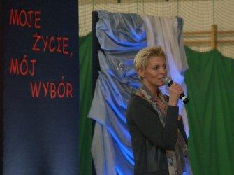 Moje życie – mój wybór. Ilona Felicjańska w wolborskim Gimnazjum