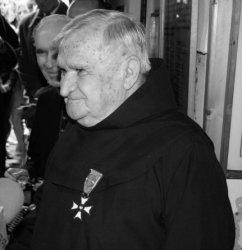 Zmarł ojciec Leoncjusz - wieloletni gwardian klasztoru oo. Bernardynów