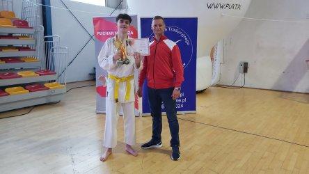 Sukcesy karateków we Wrocławiu