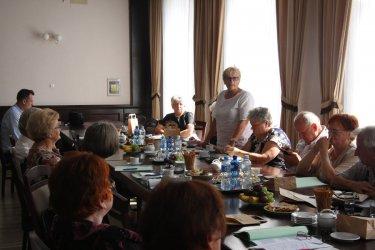 Rada Seniorów Powiatu Piotrkowskiego odbyła pierwsze posiedzenie