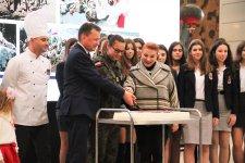 Szef MON i ambasador USA odwiedzili Nowy Glinnik
