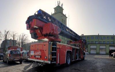 Dłuższa sikawka piotrkowskich strażaków (GALERIA)