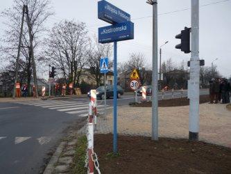 Piotrków: Wojska Polskiego oddana do użytku
