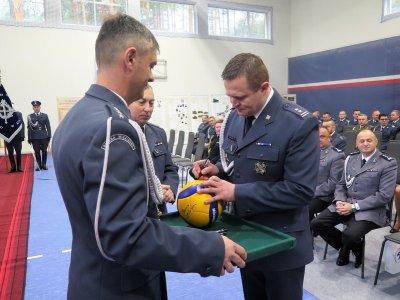 Nowy kompleks sportowy dla strażników więziennych w Sulejowie