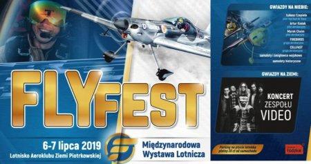 Międzynarodowa Wystawa Lotnicza Fly Fest. Musicie tam być!