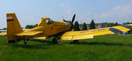 Teren lotniska w rękach aeroklubu
