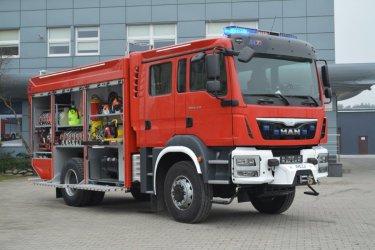 Nowy wóz trafi do strażaków z Woli Krzysztoporskiej już w październiku