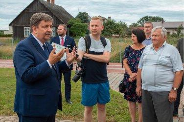 Prawie 300 tys. zł dla sołectw powiatu piotrkowskiego