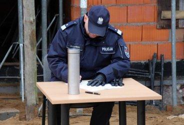 Posterunek policji w Woli Krzysztoporskiej powstanie później