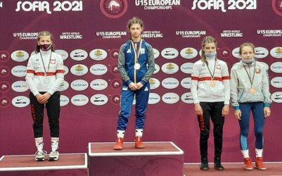 Julia Dolna brązową medalistką Mistrzostw Europy