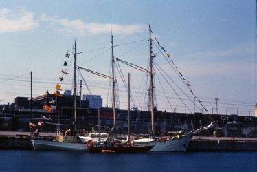 Polski Len - transatlantycki jacht piotrkowskich harcerzy [foto+film]