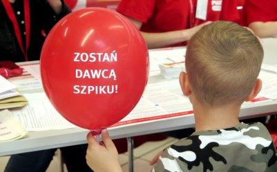 Najmniej potencjalnych dawców szpiku jest w Łódzkiem