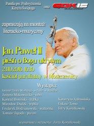 Moszczenica: Pieśń o Bogu ukrytym