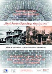 Wykład o zabytkach Piotrkowa Trybunalskiego