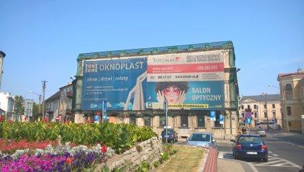 Mniej billboardów w Piotrkowie?