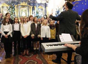 Koncert kolęd i pastorałek u Panien