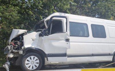 Wypadek w Karlinie. DK91 była całkowicie zablokowana