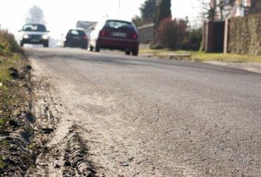Michałów: GDDKiA nie wyremontuje drogi