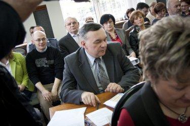Radny Banaszek zastępcą przewodniczącego