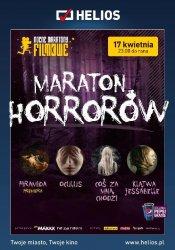 Przyjdź na Nocny Maraton Horrorów!
