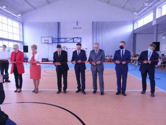 Nowa sala gimnastyczna w Aleksandrowie