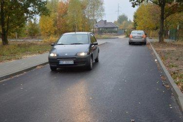 Nowe ulice na osiedlu Pawłowska