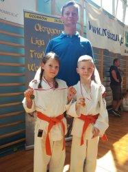 Piotrkowscy karatecy na podium