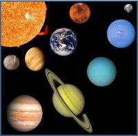 CIEKAWOSTKI : Przejście Wenus na tle tarczy słońca.
