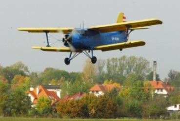 Spędź Mikołajki z piotrkowskim Aeroklubem