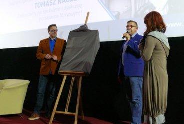 Tomasz Raczek w kinie Helios – kolejna sala kinowa ma patrona
