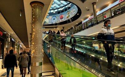 Mieszkańcy regionu na przedświątecznych zakupach