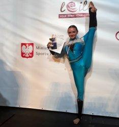 Piotrkowianka mistrzynią Polski w akrobatyce powietrznej
