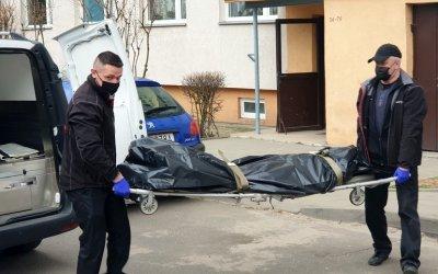 Zabójstwo przy Słowackiego. Nożowniczka zabiła 36-latka