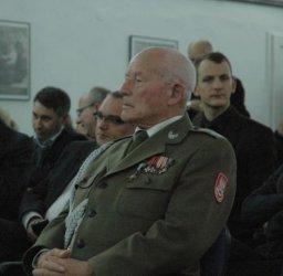 Zmarł generał Stanisław Burza - Karliński
