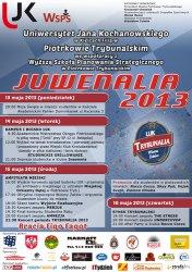 Juwenalia 2013 już w tym tygodniu