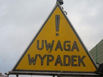 Uwaga kierowcy! Dwa duże karambole na drodze w kierunku Łodzi