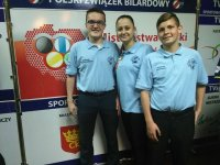 Juniorzy ze Srocka na podium Mistrzostw Polski