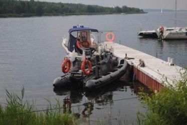 Nowa łódź dla ratowników wodnych z Piotrkowa
