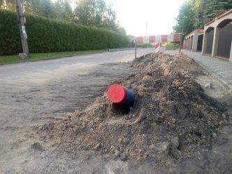Powstaje wodociąg na Wiatracznej w Piotrkowie