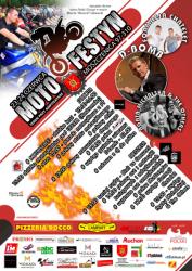 Zapraszamy na Motofestyn do Moszczenicy