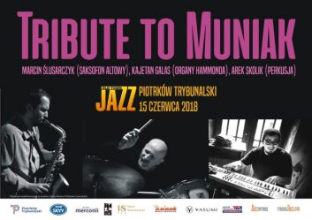 Old Town Jazz na Starówce. Koncert pamięci Janusza Muniaka