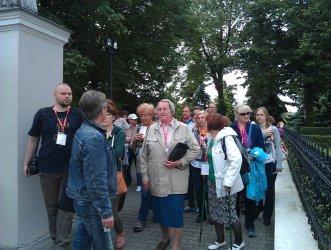 360 łodzian zwiedzało Piotrków